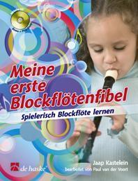 Meine erste Blockflötenfibel de Haske DHP 1074059-400