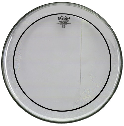 REMO 12 Pinstripe clear