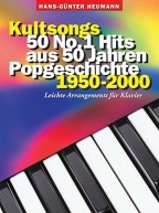 Kultsongs - 50 No.1 Hits aus 50 Jahren Popgeschichte 1950-2000