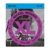 D`Addario EXL 120 3D Pack (3 Sätze)