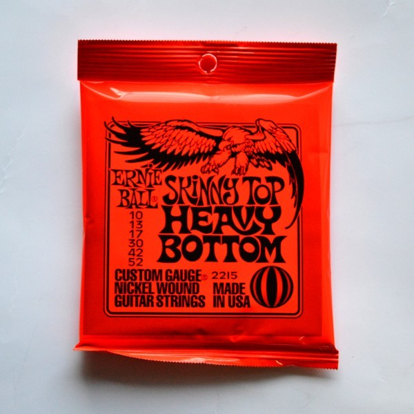 Ernie Ball 2215 Saiten - Skinny Top - Heavy Bottom