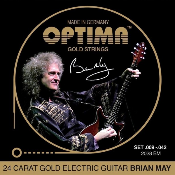 Optima 2028BM Brian May Signature