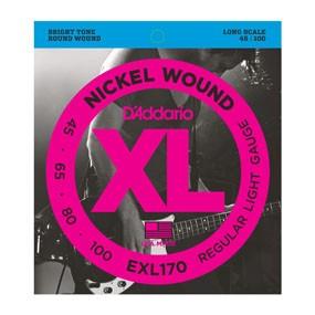D`Addario EXL 170 Bass Saiten