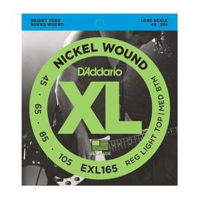 D`Addario EXL 165 Bass Saiten