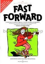 Fast Forward Violine mit Klavierbegleitung