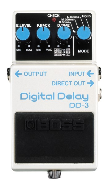 BOSS DD-3 - Digital Delay
