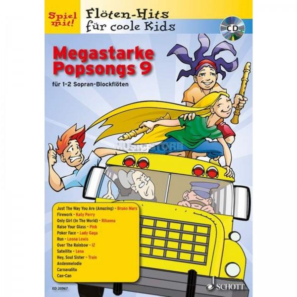 Megastarke Popsongs 9