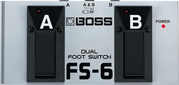 Boss FS6 Fußschalter