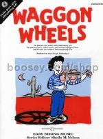 Waggon Wheels Violine mit CD