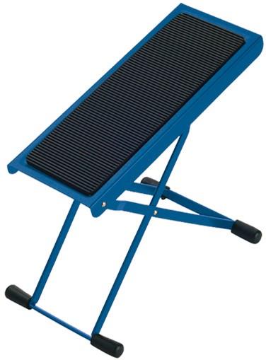 K+M 14670 Fußbank blau