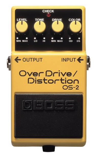 BOSS OS-2 - OverDrive Distortion