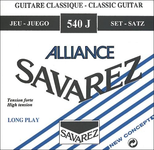 Savarez 540 J Alliance Saiten für Konzertgitarre