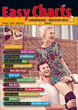 Easy Charts Deutsche Hits 2