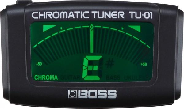 Boss TU-01 Tuner