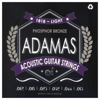 Adamas 1818 Saiten Acoustic