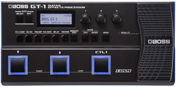Boss GT 1 Multieffektgerät