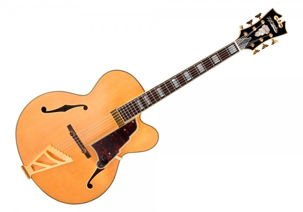 D`Angelico EXL1 Jazzgitarre B-Stock