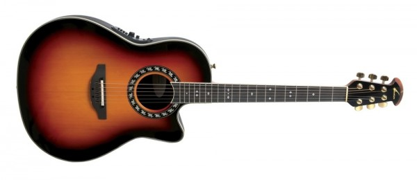 Ovation Legend Sunburst incl.Koffer