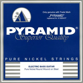 Pyramid Bass Saitensatz Pure Nickel