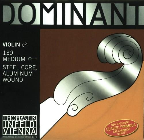 Thomastik Dominant Violin Saiten 1/2 Grösse Satz 135