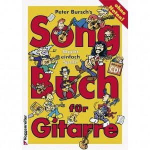 Songbuch für Gitarre 1 (mit CD)