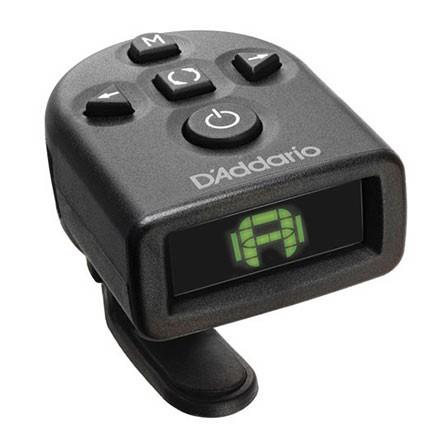 D`Addario PW-CT 12 Micro Headstock Tuner