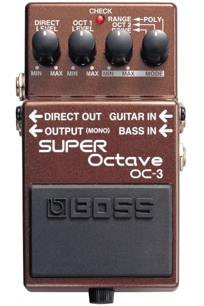 BOSS OC-3 - Super Octave