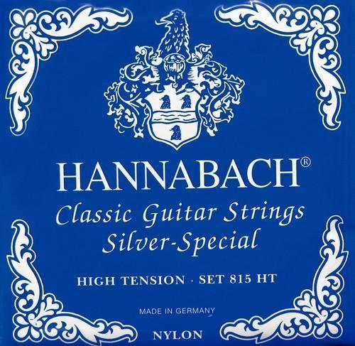 Hannabach Konzert Satz 815 blau