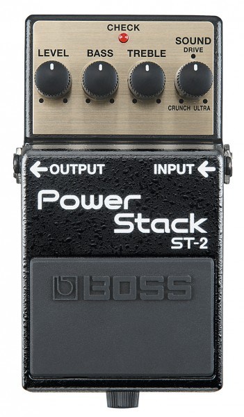 BOSS ST-2 - Power Stack