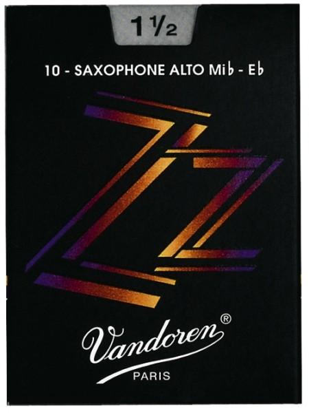 Vandoren ZZ Alt-Saxoponblatt 2,5