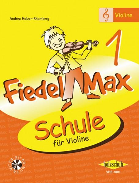 Fidel Max Schule für Violine Band 1