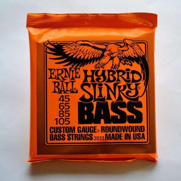 Ernie Ball 2833 Bass-Saiten - Hybrid Slinky