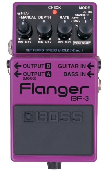 BOSS BF-3 - Flanger