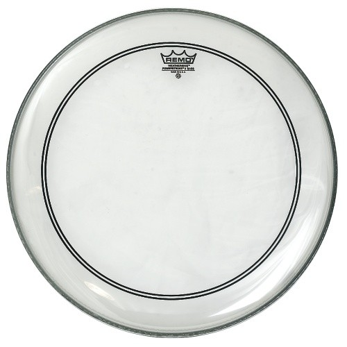 Remo 22 Powerstroke 3 clear Bass Drum Fell