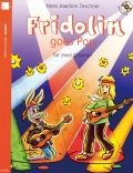Fridolin goes Pop (mit CD)