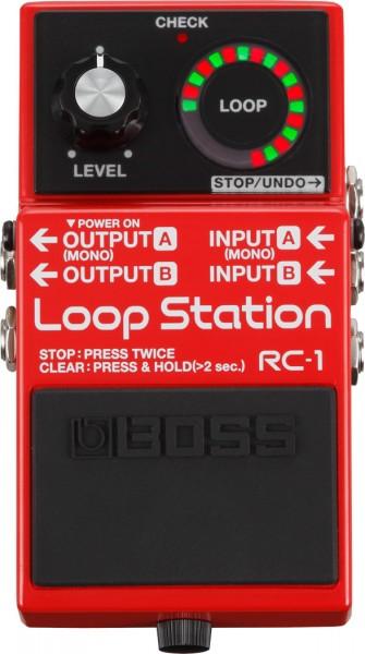BOSS RC 1 Looper