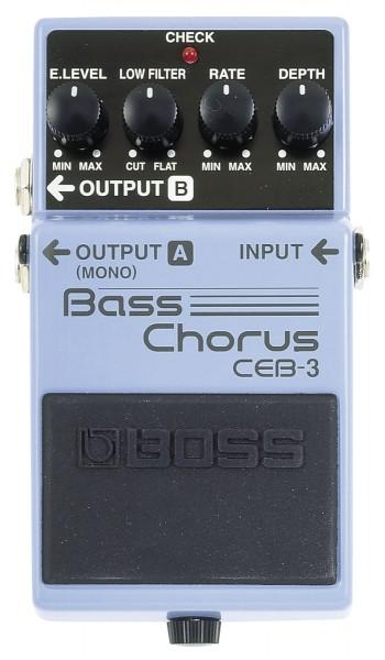 BOSS CE-3B Bass Chorus