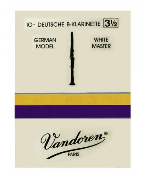 Vandoren 2,5 White Master