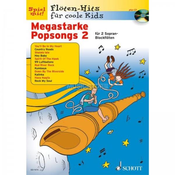 Megastarke Popsongs 2
