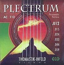 Thomastik Plectrum Saiten AC 112