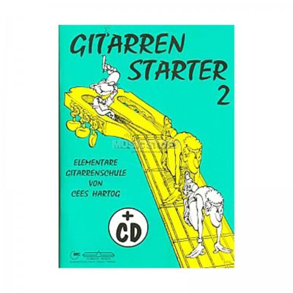 Gitarren Starter 2 - Cees Hartog