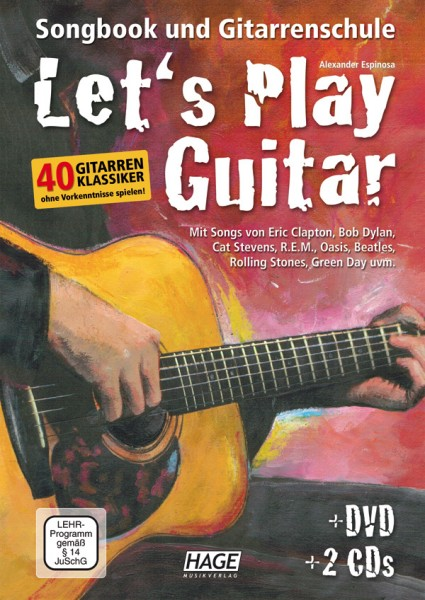 Let`s play guitar