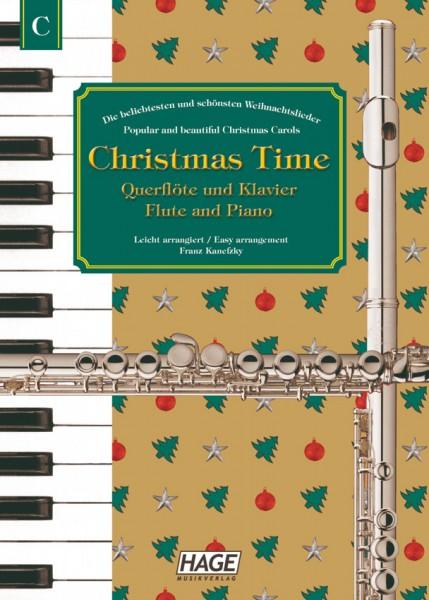 Christmas Time Querflöte und Klavier