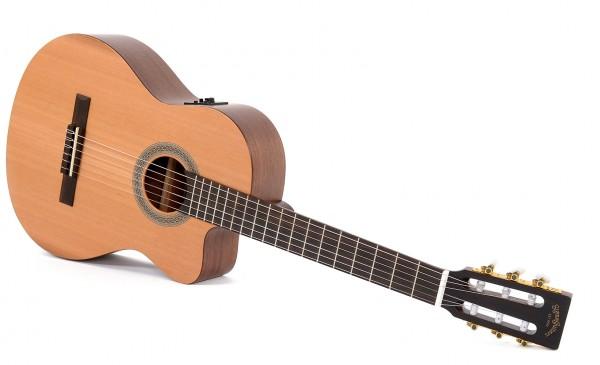 Sigma CMC-STE Konzertgitarre