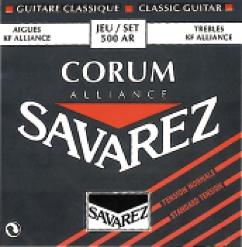 Savarez 500 AR Corum Saiten für Konzertgitarre