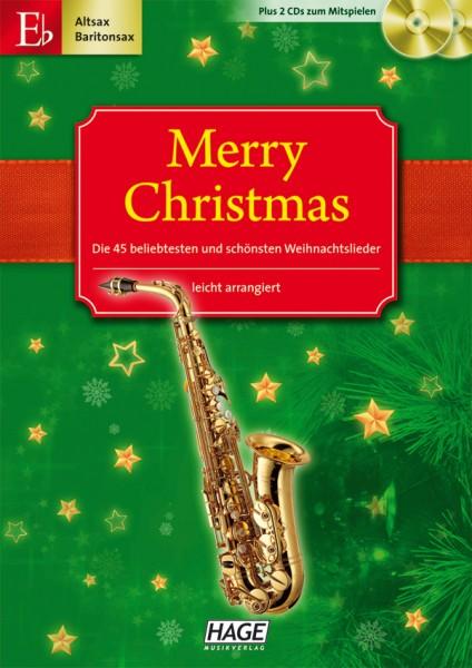 Merry Christmas Es-Instrumente (mit 2 CDs)