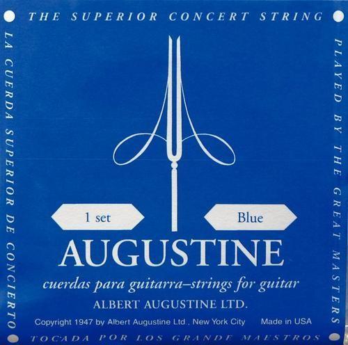 Augustine blue Konzert