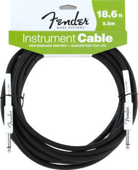 Fender Instrument Cable - 5,5m - Klinke