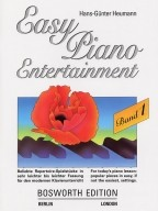 Easy Piano Entertainment 1