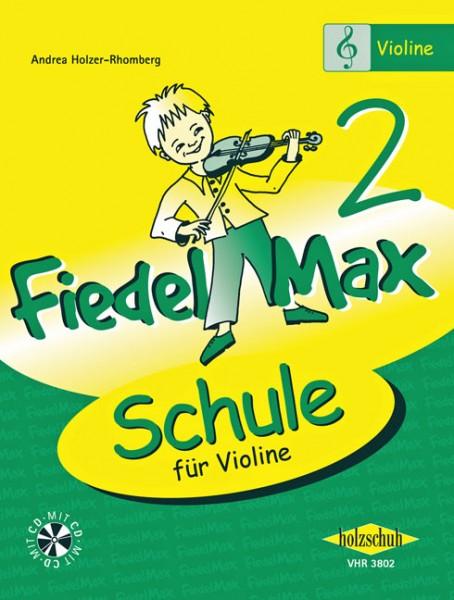Fidel Max Schule für Violine Band 2